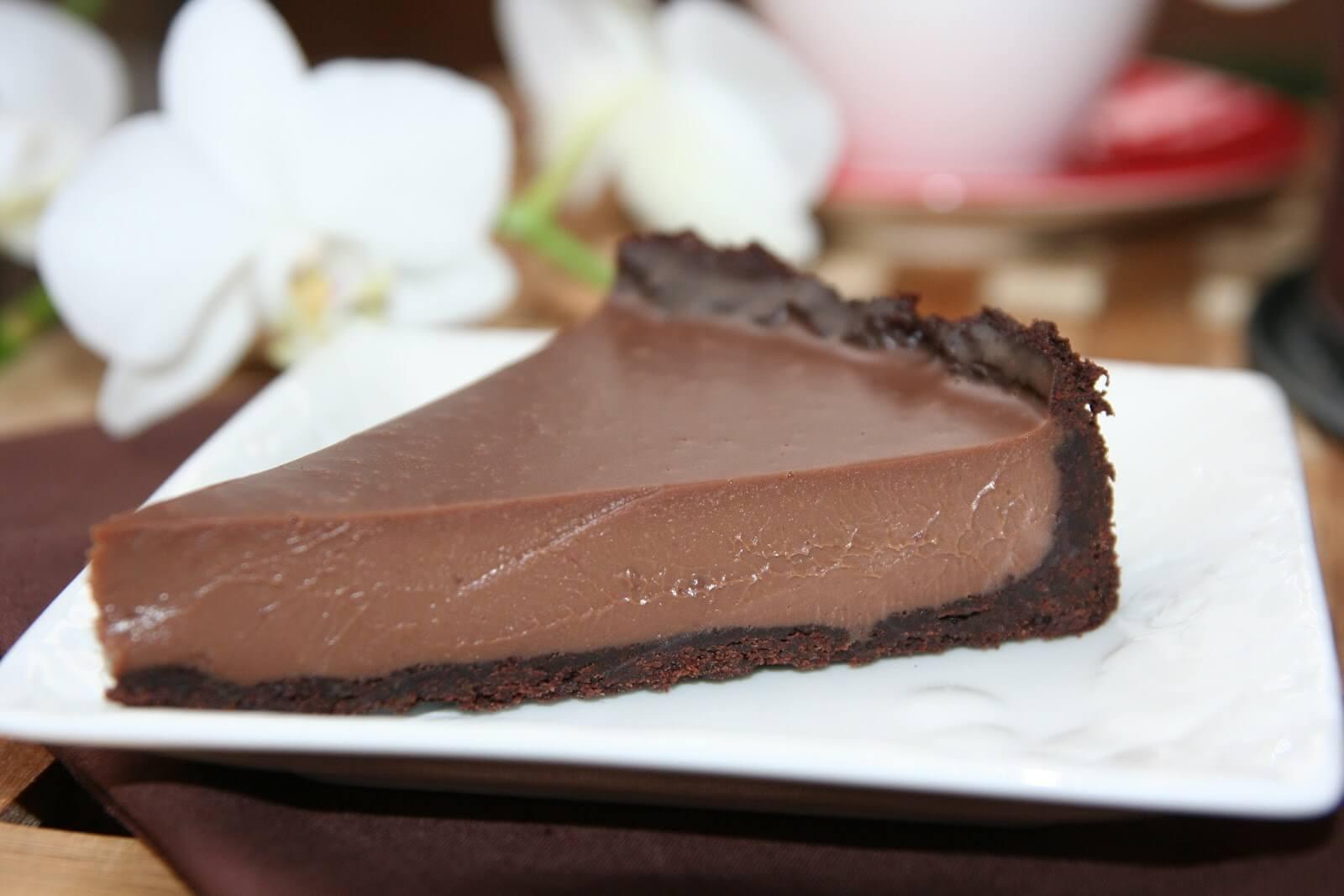 Самый популярный десерт – «Шоколадный тарт»