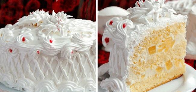 Самый вкусный Ананасовый торт в домашних условиях