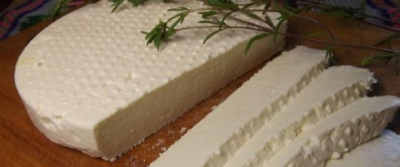 Как приготовить домашний адыгейский сыр