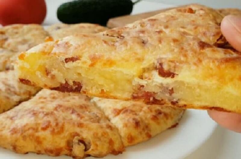 Как приготовить сырные сконы на завтрак