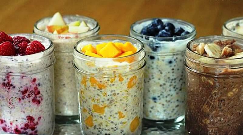 Самый здоровый завтрак без приготовления!