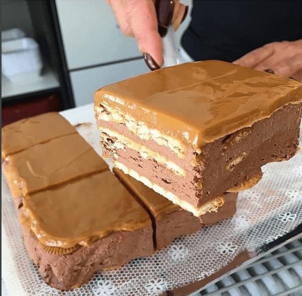 Шоколадный торт без выпечки: пошаговый рецепт