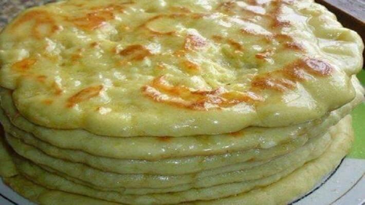 Очень вкусные хачапури на сковороде: пошаговый рецепт
