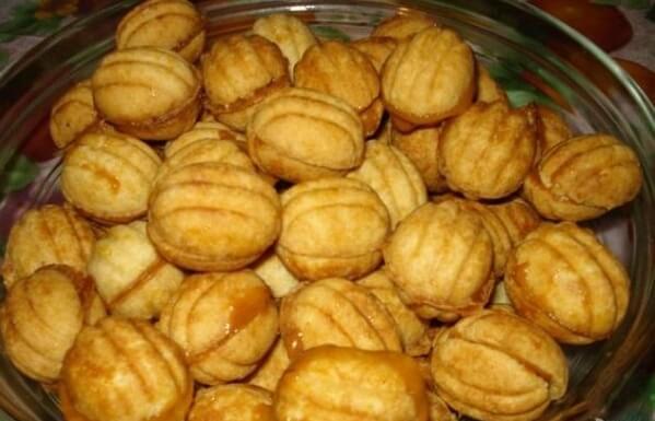 Тесто для орешков со сгущенкой для орешницы. Рецепт из СССР!