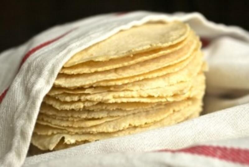 Лучшие рецепты тортилий: вкусная мексиканская лепешка
