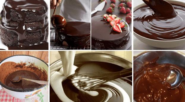 Как приготовить шоколадную глазурь: 3 рецепта на выбор!