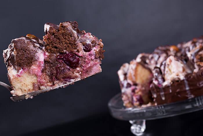 Торт Графские развалины. ТОП-3 рецепта приготовления