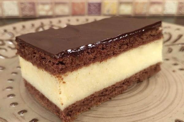 Торт «Птичье молоко» за 15 минут!