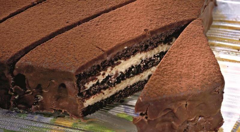 Рецепт трюфельного торта в домашних условиях