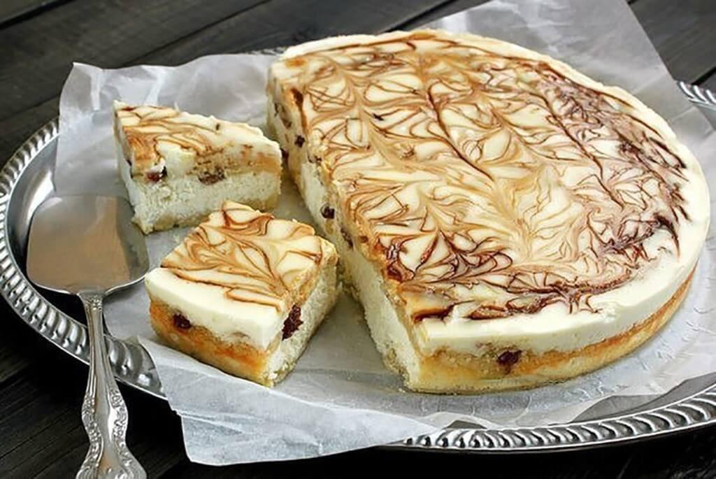 Творожное пирожное – улучшенная королевская ватрушка