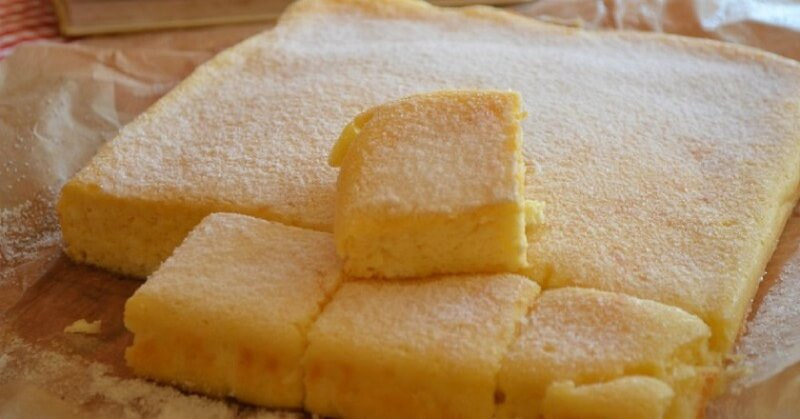Творожный пирог: простой и быстрый рецепт