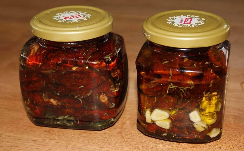 Вяленые помидоры (томаты) в домашних условиях