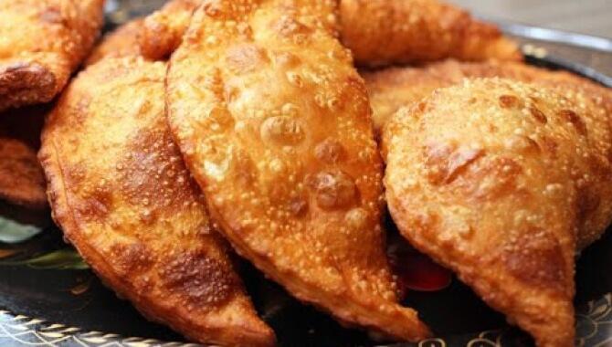 Вкусные хрустящие чебуреки рецепт с фото