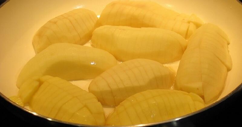 Как вкусно пожарить картошку в домашних условиях