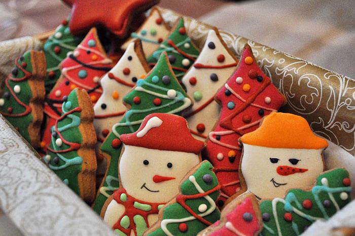 Классический рецепт печенья на Новогодние праздники!