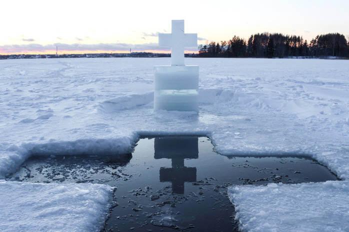 19 января 2021 - Крещенский Сочельник и Крещение
