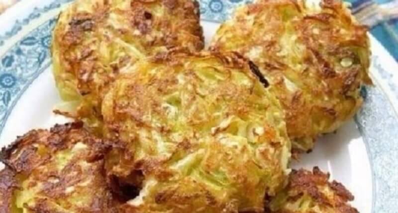 Аппетитные котлетки из капусты