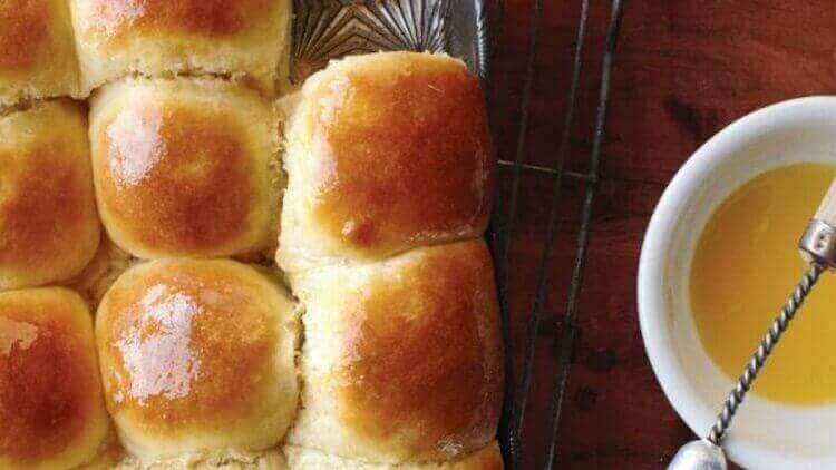 Быстрый рецепт булочек из дрожжевого теста