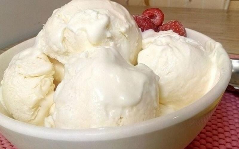 Бюджетный рецепт мороженого