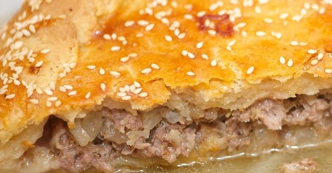 Быстрый мясной пирог «Проворный»