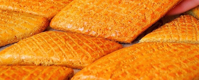 Быстрый рецепт медового печенья