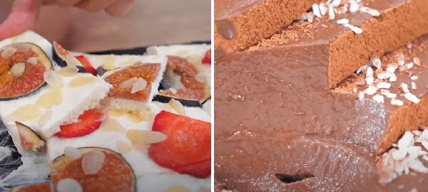 Десерты без духовки и выпечки