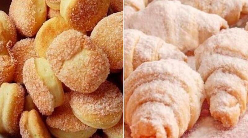Домашнее песочное печенье, три способа приготовления