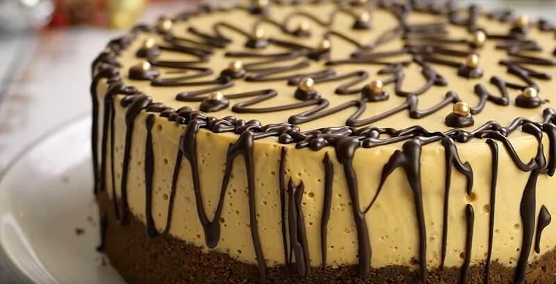 Домашний торт «Наслаждение»