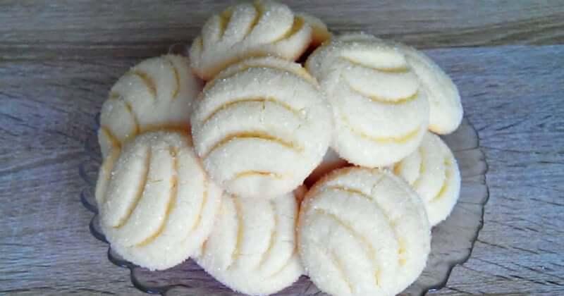 Рецепт вкусного домашнего  печенья к чаю
