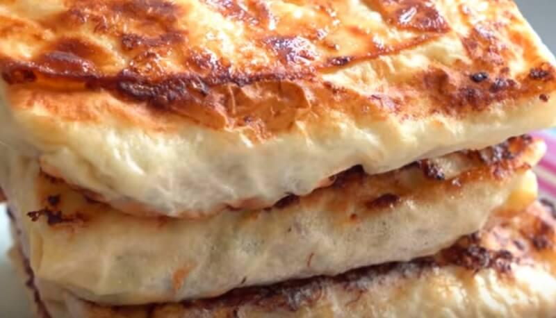Идеальный рецепт сытного блюда из лаваша