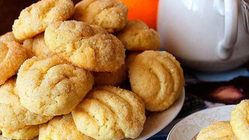 Изумительно вкусное печенье из доступных продуктов