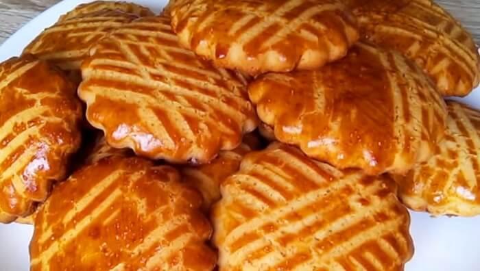 Как приготовить вкусное медовое печенье