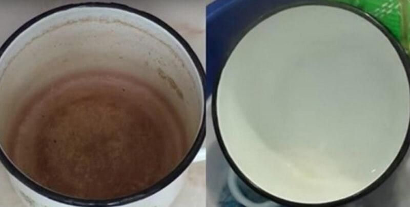 Как идеально очистить посуду от накипи без повреждений эмалированного покрытия