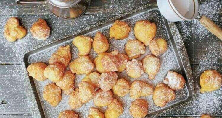 Полезные и вкусные тыквенные пончики