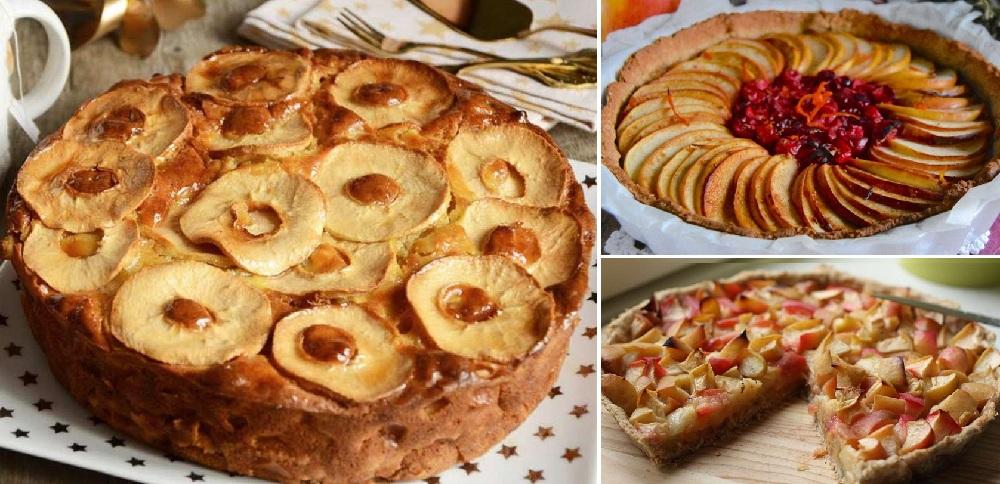 Как приготовить вкусный яблочный пирог: новые рецепты!