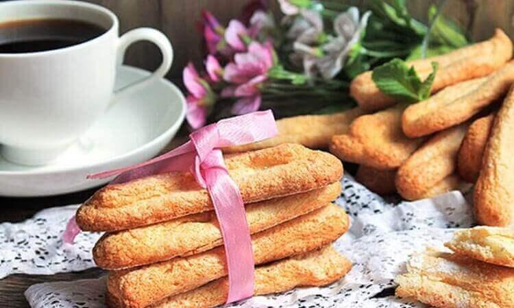 Как сделать печенье «Савоярди» для тирамису