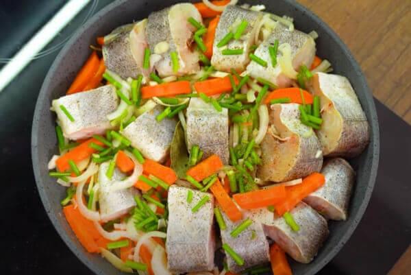 Как вкусно приготовить хек и минтай