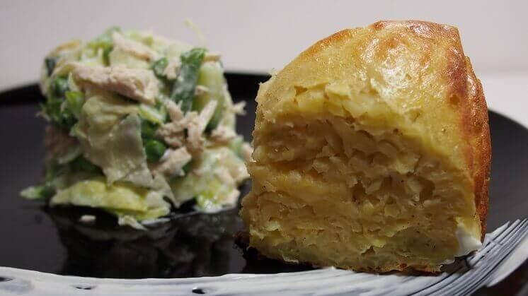 Картофельная Драчена (бабка) или Дрочёна