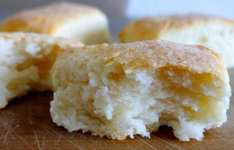 Картофельные булочки без глютена