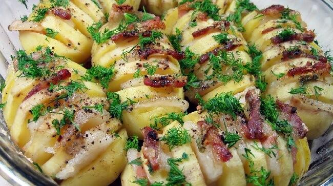 Картошка в духовке: особенный рецепт