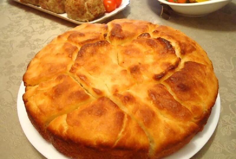 Хлеб от бабушки