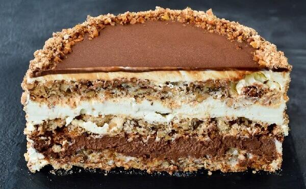 Киевский торт. Самый вкусный рецепт!