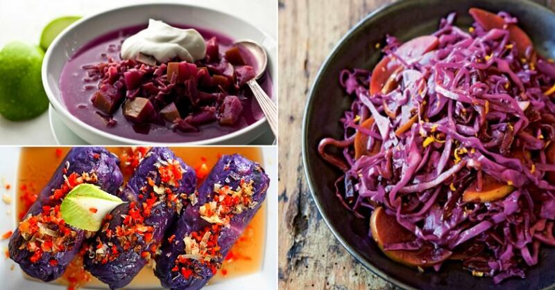 Кладезь витаминов в вашей тарелке: блюда из краснокочанной капусты