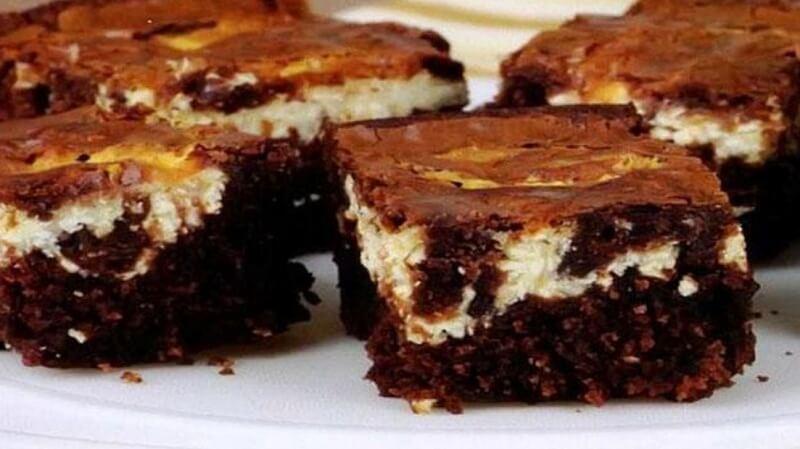 Интересный  рецепт вкусного «Брауни» с нежной начинкой