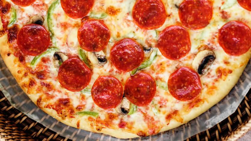 Необычный повар в Лас-Вегасе будет готовить 300 пицц в час!