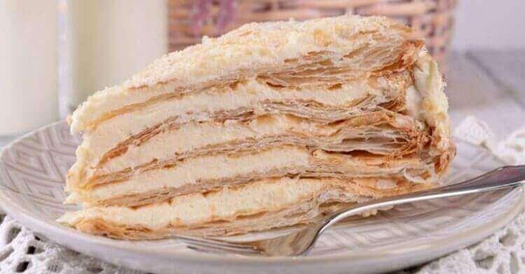 Необыкновенно вкусный торт «Творожная нежность»