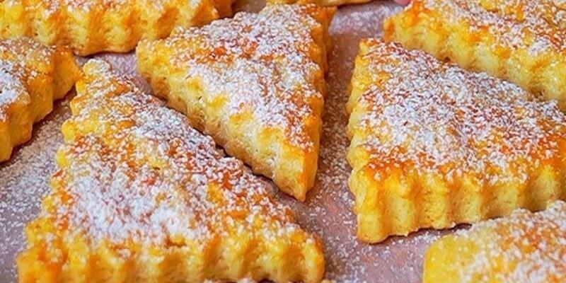 Невероятно вкусное и мягкое печенье на сметане