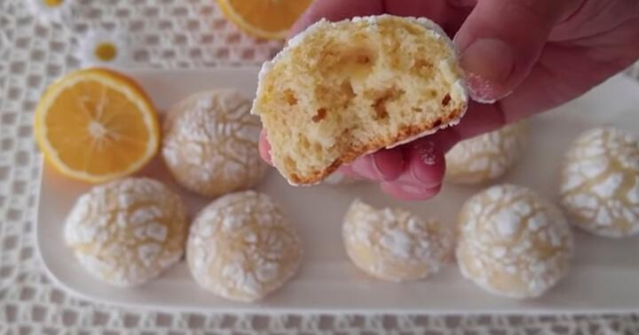 Рецепт невероятно вкусного лимонного десерта