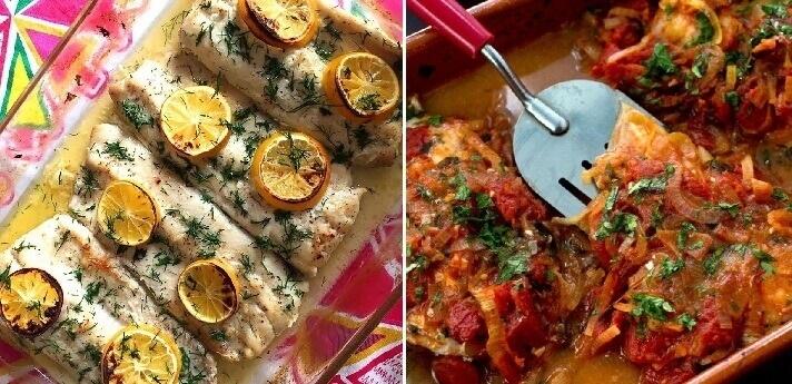 Рыба к праздничному столу: 10 вдохновляющих рецептов!