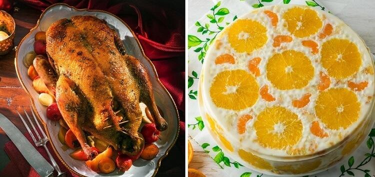 Новогоднее меню 2021: ТОП-10 рецептов праздничных блюд